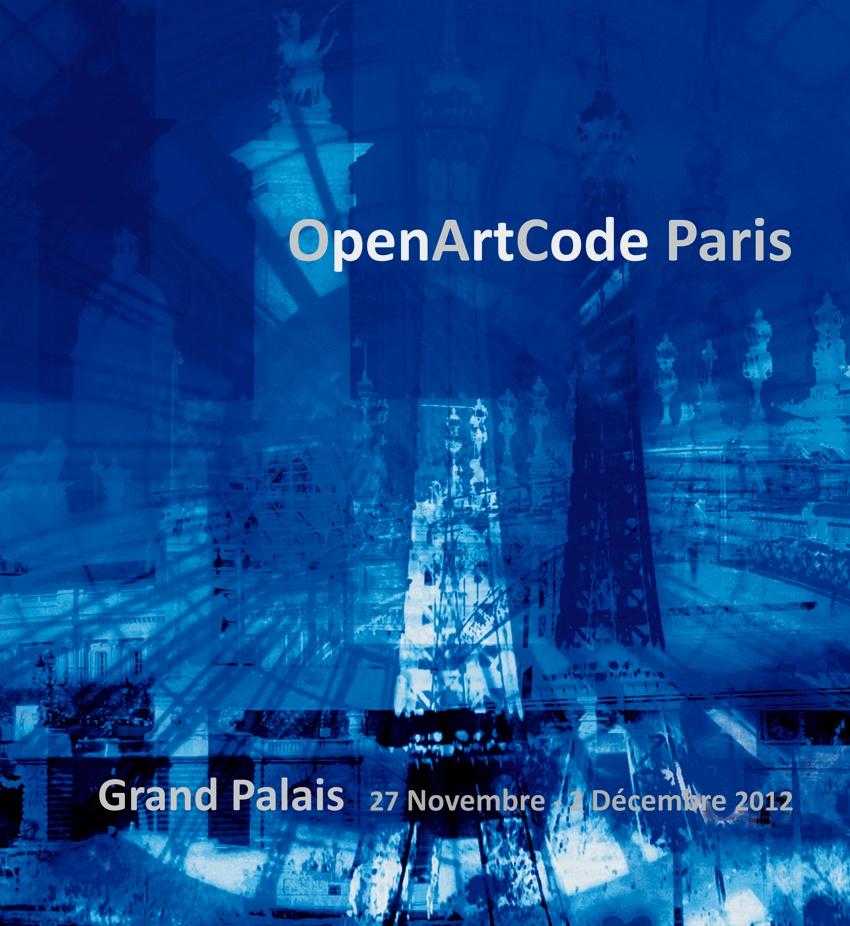 OpenArtCode Paris 2012