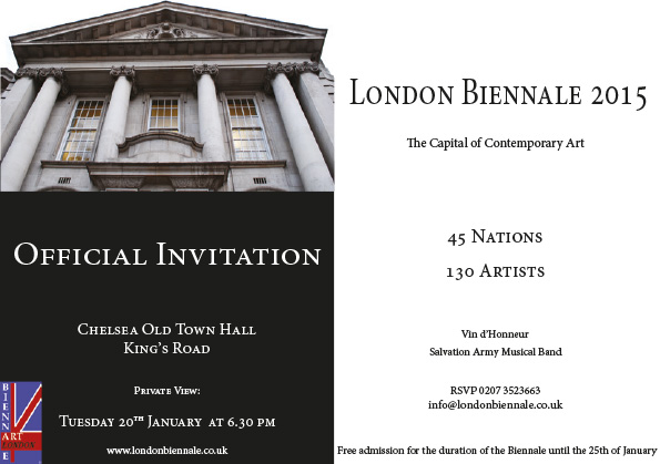 London-Biennale-2015---Official-Invitation