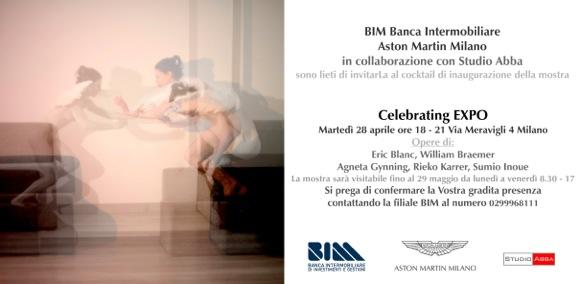 invito BIM - Aston Martin - Studio Abba 28 aprile Milano